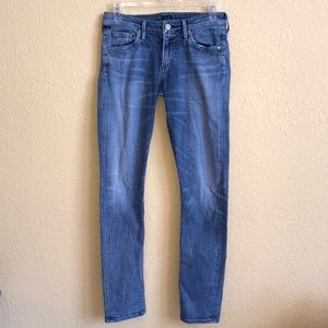 Citizens of Humanity Arielle Midrise Slim Jeans